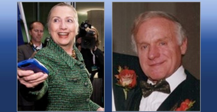 Big noise: GOP backer hunted for Hillary's missing emails, claimed link to Michael Flynn