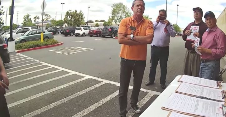 California Dem captured on video verbally abusing gays for opposing a tax hike