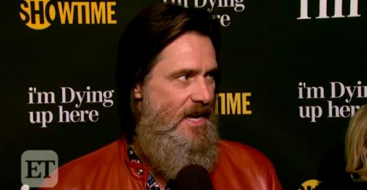 Jim Carrey's latest 'artwork' mocks Kellyanne Conway's appearance, marriage