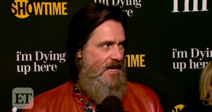 Jim Carrey posts graphic and accurate description of abortion in drawing slamming Ala. gov