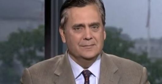 Jonathan Turley inundated with death threats after questioning grounds for impeachment by Ben Bowles