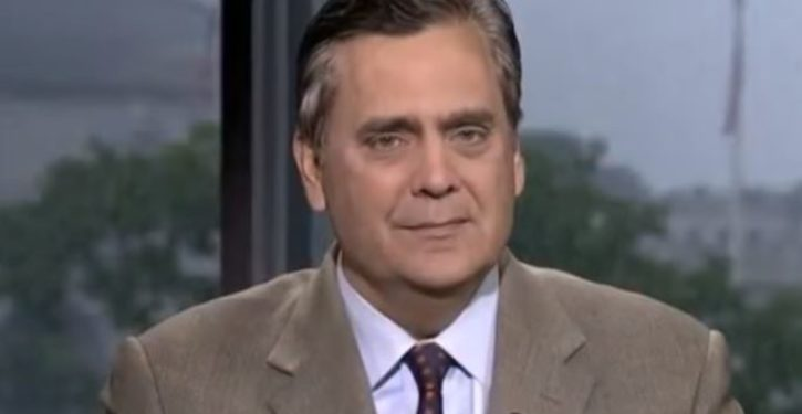 Jonathan Turley predicts impeachment 'will go down as one of greatest historic blunders'
