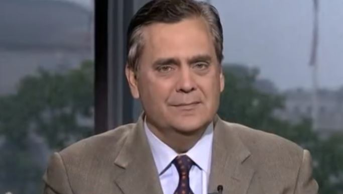 Jonathan Turley inundated with death threats after questioning grounds for impeachment
