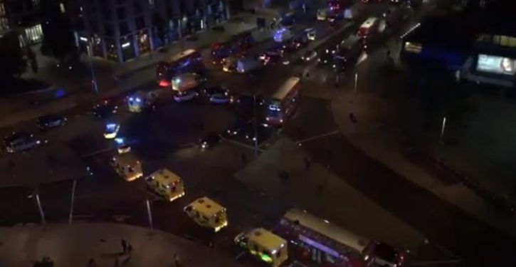Eyewitnesses: London attackers shouted 'This is for Allah'; Community police ran away from attack