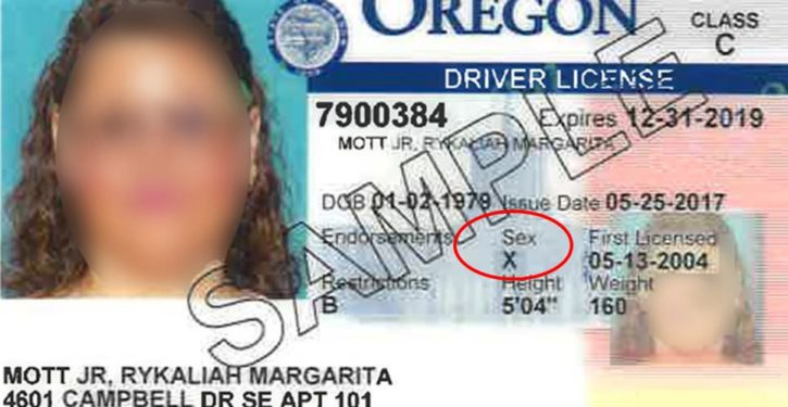 Will new gender-neutral drivers' licenses fly with TSA?