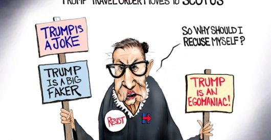 Cartoon of the Day: Ruthless by A. F. Branco