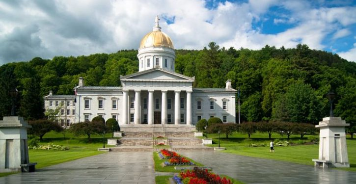 Vermont limits access to COVID vaccine based on race, which is unconstitutional