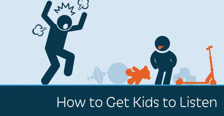 Video: Prager U tells how to get your kids to listen