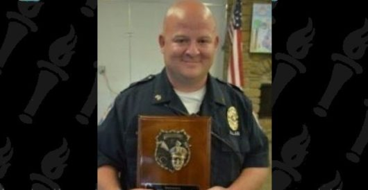 Indiana police officer shot and killed while coming to the aid of car crash victims by Ben Bowles