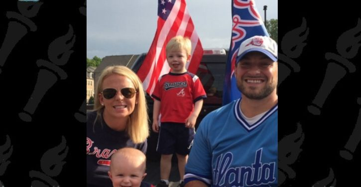Military vet says he wasn't allowed to fly American flag at Atlanta Braves tailgate