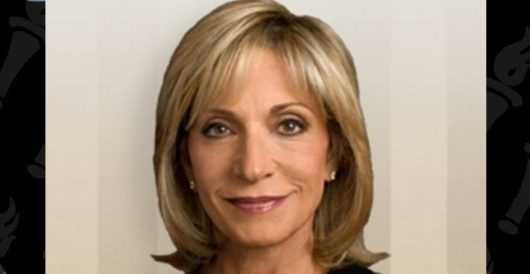 After Bastille Day blunder, esteemed journalist Andrea Mitchell gets history lesson by Joe Newby
