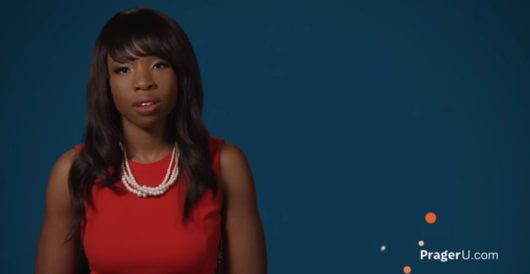 Video: Black, millennial, female and … conservative by LU Staff