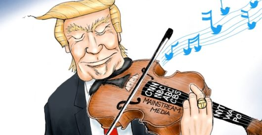 Cartoon of the Day: Maestro by A. F. Branco