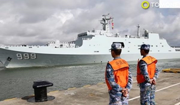 China's military base in Djibouti appears to have major underground fortifications by LU Staff