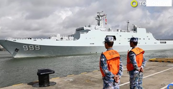 China's military base in Djibouti appears to have major underground fortifications
