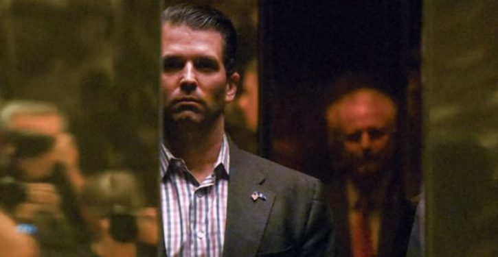 No, Don Jr.'s phone calls before Trump Tower meeting weren't to his dad. Adam Schiff hardest hit
