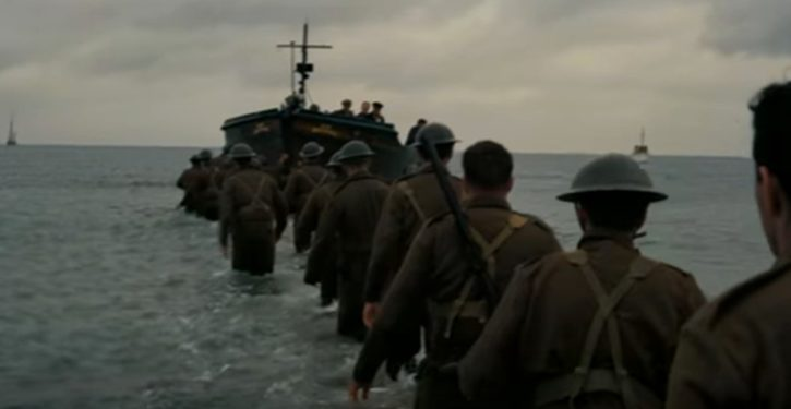French are latest to complain about being left out of 'Dunkirk'; Russians mock British 'defeat'