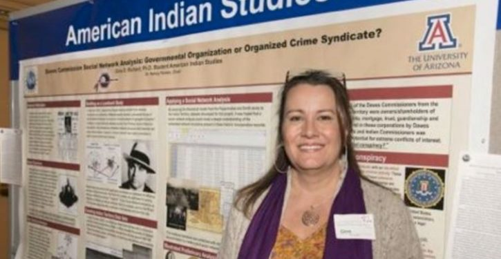 American Indians accuse 'Choctaw' professor of faking her ethnicity