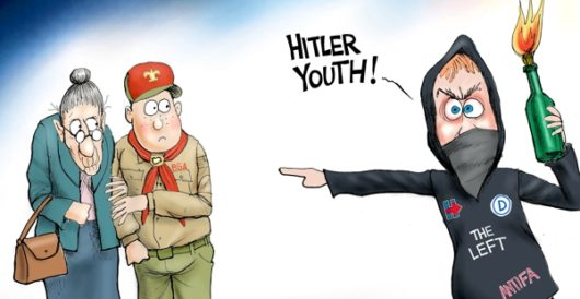 Cartoon of the Day: Be prepared by A. F. Branco