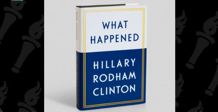 Why I lost the 2016 election: The book