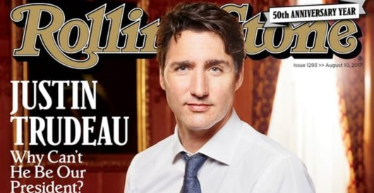 'Feminist' Canadian Prime Minister Justin Trudeau accused of groping a reporter in 2000 by Rusty Weiss