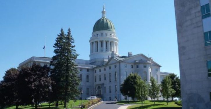 Why on earth did Maine's state legislature kill bill that would criminalize female genital mutilation?