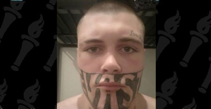 Unemployed dad with face tattoo rejects 45 job offers since going viral with desperate work plea