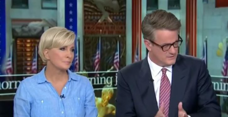'Morning Joe' caught airing pretaped show the day after Thanksgiving