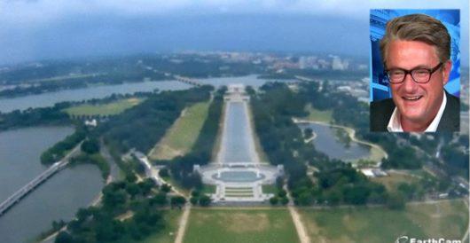 Joe Scarborough explains to Trump: 'Washington always wins' by LU Staff