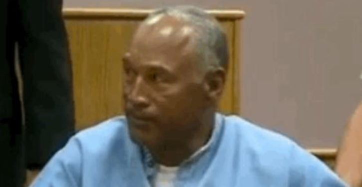 O.J. Simpson is a free man