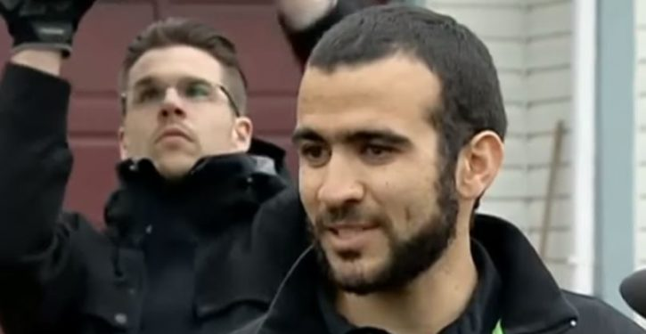 Omar Khadr killed an American soldier, but Canada just gave him $8 million