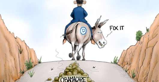 Cartoon of the Day: The mess Trump inherited by A. F. Branco