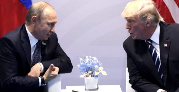 Trump thanks Russia for demanding U.S. cut diplomatic staff