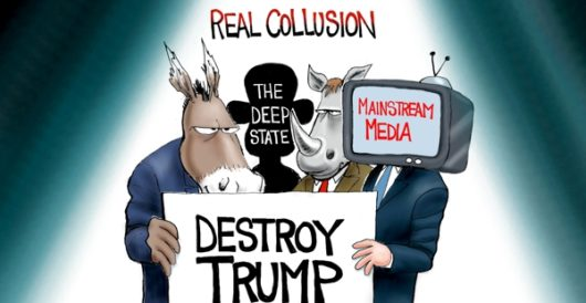 Cartoon of the Day: Not-so-silent coup by A. F. Branco