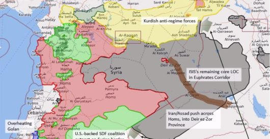 The U.S. in Syria, and the looming strategic shift from ISIS to Iran by J.E. Dyer