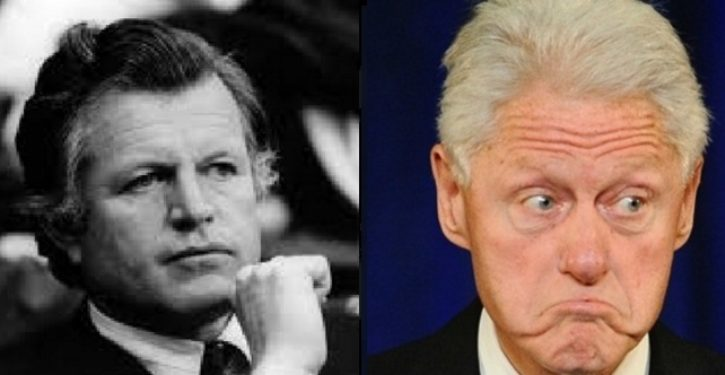Collusion? What about Chinagate and Ted Kennedy's outreach to the USSR?
