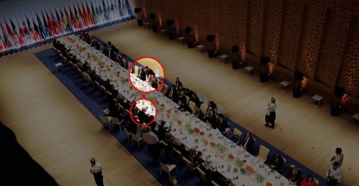 Point of order: There were no readouts of Obama conversations at G20 dinner