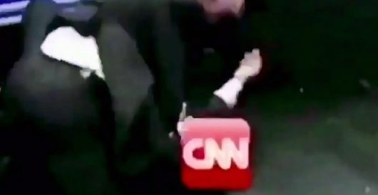 Doxxing war erupts as CNN blackmails creator of Trump's 'CNN-slam' GIF, who apparently is a racist anti-Semite by J.E. Dyer