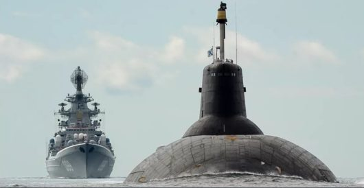 Show of force: Russia deploys strategic missile sub to Baltic, hosts Chinese warships for exercise by J.E. Dyer