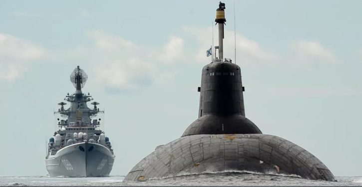 Show of force: Russia deploys strategic missile sub to Baltic, hosts Chinese warships for exercise
