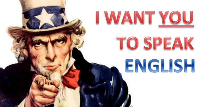 Who would benefit most from a national 'speak English' initiative? The surprising answer