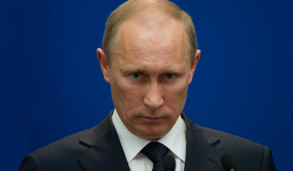 Putin: Democrats share Russian ideals that gave rise to Communist Party by Rusty Weiss