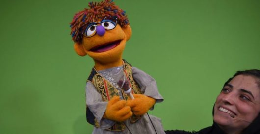 Infidelmo: New Muppet on Afghanistan's version of 'Sesame Street' teaches respect for women by LU Staff