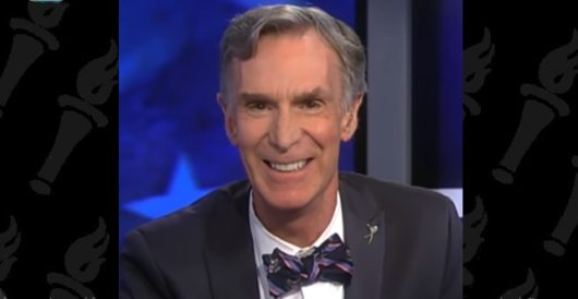 Self-styled 'science guy' Bill Nye: For climate change science to advance, older people need to die by Joe Newby
