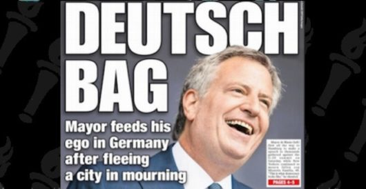 After downplaying coronavirus, Bill de Blasio now predicts half of all New Yorkers will get it by Daily Caller News Foundation