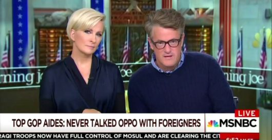 Joe Scarborough sides with spies, defames Nunes memo as a 'sleazy political purge' by LU Staff