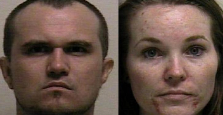 Parents arrested for giving their newborn meth, heroin, morphine