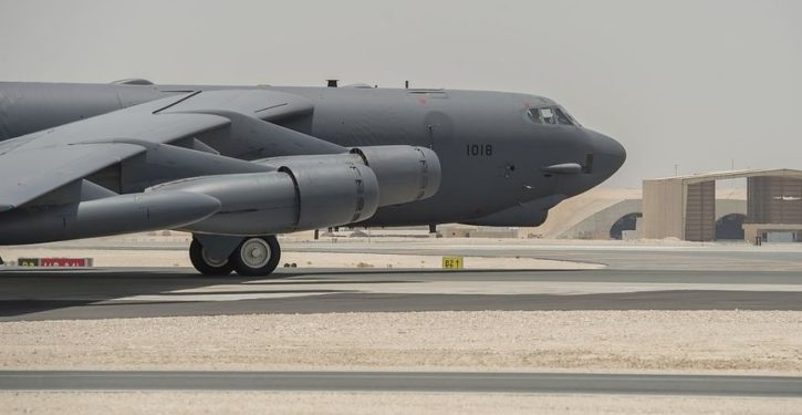 Less than half of Air Force bombers are prepared to 'lock and load'