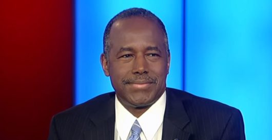 Ben Carson putting the kibosh on Obama's illegal Section 8 scheme by Rusty Weiss