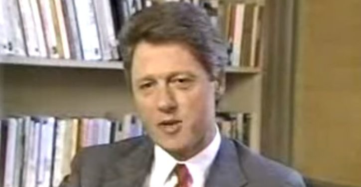 A look back at Bill Clinton's chaotic, confused, failing first year as president